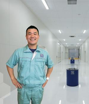 CEO Kozo Hirabayashi